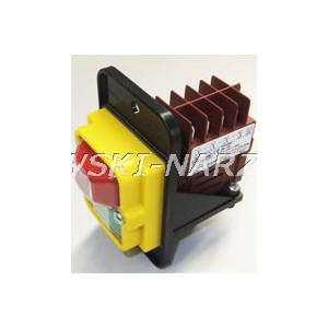 Wyłącznik zanikonapięciowy 230V / AC3-4kW, AC1-11kW, IP55, osłona bryzgoszczelna, Tripus, 20P0098, cewka 400V, typ.KLKSD40..1