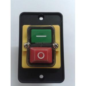 Wyłącznik zanikonapięciowy KEDU, trójfazowy KJD18 3-FAZOWY, 400V 6-STYKÓW IP54, Pat.97324053.9 ,96211305.0