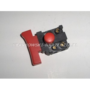 Wyłącznik szlifierka DZKA-5, 6A/250V, klawisz 11X42mm do BS 810, DWT