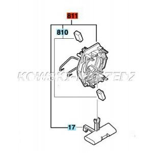 Bosch SZCZOTKOTRZYMACZ WIERTARKI PSB (czarny) za:2-609-002-161, Indeks: 2609005889
