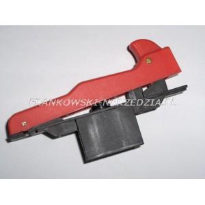 Wyłącznik szlifierki FA23-8/D 1, 8A 250V, klawisz 16x106mm, szkielet z plastiku 22x107mm