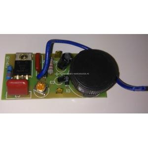 Elektronika - regulator obrotów żyrafa, Tryton szlifierka do ścian THZ600