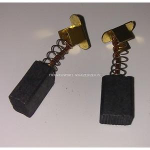 """Szczotki węglowe 7x11x16 (1kpl) sprężynka blaszka """"+"""", TK1500 TRYTON"""