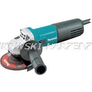 Makita 9558HNG szlifierka kątowa 125mm, 840 wat