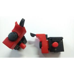 Wyłącznik wiertarki FA2-6/1BEK, 4A, klawisz 21x47mm