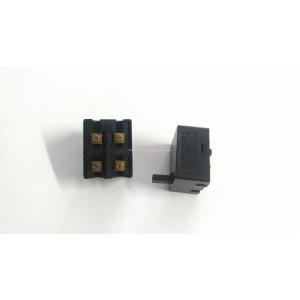 Wyłącznik szlifierki FA140-5/2W, 5A/250V, do Celma, Perles, Flex, kostka, wciśnięty-załączony, 0642-621-374, 633011150