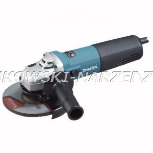 Makita 9565 CVR szlifierka kątowa z regulacją obrotów 125mm, 1400 wat