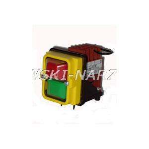 Wyłącznik zanikonapięciowy cewka 400V, AC3-4kW, AC1-11kW, IP55, osłona bryzgoszczelna, Tripus, 20P0186, typ.EBESED40.01