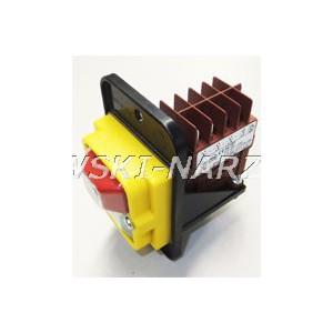 Wyłącznik zanikonapięciowy cewka 400V, AC3-4kW, AC1-11kW, IP55, osłona bryzgoszczelna, 20P0327, typ.EBESD40.01, za KJD18
