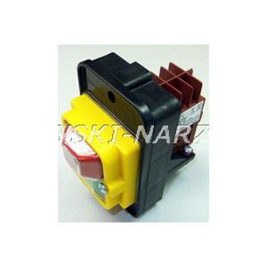 Wyłącznik zanikonapięciowy cewka 230V, AC3-3kW, AC1-6kW, IP55, osłona bryzgoszczelna, Tripus, 20P0391, typ.EBSE.23.01
