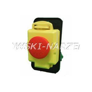 Wyłącznik zanikonapięciowy cewka 230V, AC3-4kW, AC1-11kW, 5-zwiernych,IP54, Tripus, 20P0672, klapka STOP, typ. EBSE.23.01