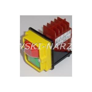 Wyłącznik zanikonapięciowy cewka 230V, AC3-3kW, AC1-6kW, IP55, osłona bryzgoszczelna, Tripus, 20P0830, typ.EBESE.23.01