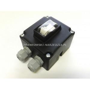 Wyłącznik zanikonapięciowy cewka 230V, AC3-14,5A, AC1-16A, IP54,Tripus, 30P1500, typ.KLKSW23..1