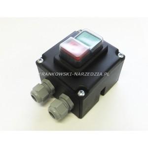 Wyłącznik zanikonapięciowy 230V / AC3-14,5A, AC1-16A, IP54,Tripus, 30P1501, cewka 230V, typ.KLKSW23..1