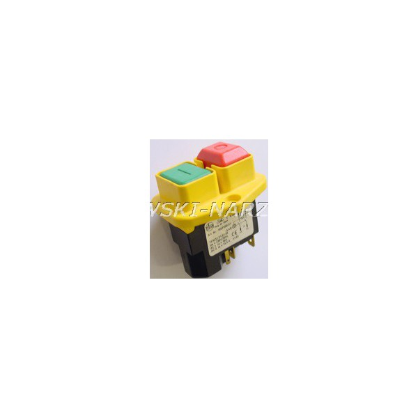 Wyłącznik zanikonapięciowy 5-styków, 16A, Tripus 31P0146, odpowiednik DKLD DZ-6, KJD17, KJD30