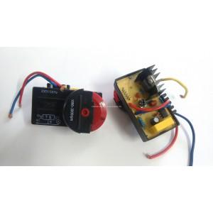 Elektronika - regulator obrotów OP 180TV, OP 180DV,nr katlogowy B1-0138/01, 1000-3000rpm,220V, polerki DWT