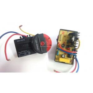 Elektronika - regulator obrotów WS-180DV, nr katlogowy B1-0137/01, 1500-6500rpm,220V, szlifierka DWT