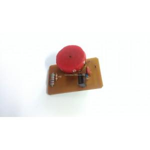 Elektronika - regulator obrotów EX-125VS, nr katlogowy B2-0336/01, 02408, opisane KD01B, szlifierka oscylacyjna DWT EX-125VS