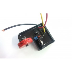 Elektronika - regulator obrotów, OP13-180TV, OP13-180DV polerki DWT, 1000-3000RPM, 013302/220V, nr katalogowy C-021