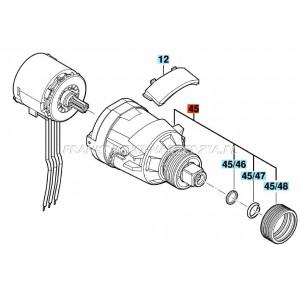 Bosch skrzynia biegów do GDX 18 V-EC, GDX 14,4 V-EC, indeks- 2609199372