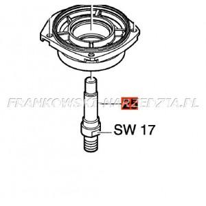 WRZECIONO GWS 20... -KRÓTKIE 87mm, za 1603523113, indeks- 160312305U