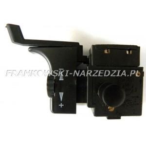 Wyłącznik wiertarki FA2-4/1BEK lub FA2-6/1BEK, klawisz wyłącznika o wymiarach 13x39mm