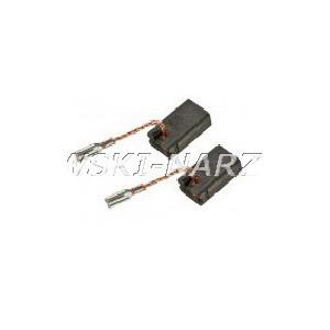 Bosch SZCZOTKA 6x10x18mm LINKA NAS.MAŁA, dp GWS 12-125 indeks- 1607000V37
