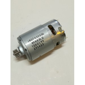 Bosch silnik wkrętraka 10,8V, do GSR 10,8 indeks: 2609199258 nr na silniku 1607022628
