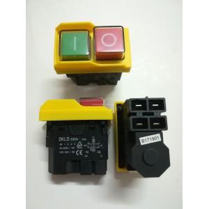 Wyłącznik zanikonapięciowy, 4-styki, DKLD DZ04, IP55, 8A 250V, W-308