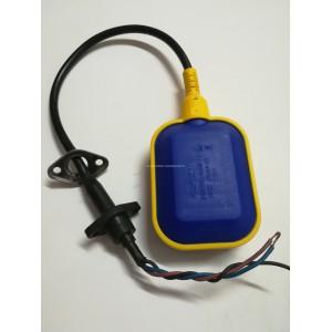 Wyłącznik pływakowy - pływak do pompy zanurzeniowej QDX z dławicą mocowanie na dwie śruby rozstaw 35mm, W-362