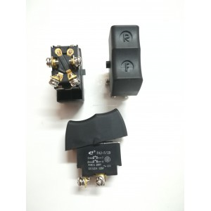 Wyłącznik klucza udarowego prawo-lewo FD2-5/2D, 8A 250V, klawisz 22x50mm, W-098