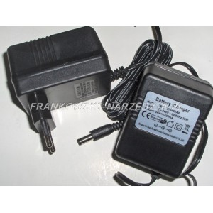 Ładowarka -zasilacz do ładowania akumulatora 14,4V, 18V/400mA