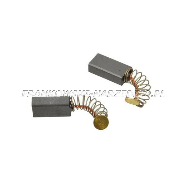 Szczotki węglowe 5x8x16,5 sprężynka, (1kpl) zamiennik bosch 2604321905