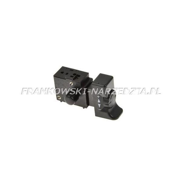 Wyłącznik z reg. obrotów FA2-6/1BEK, 6A, klawisz 18x37,5mm