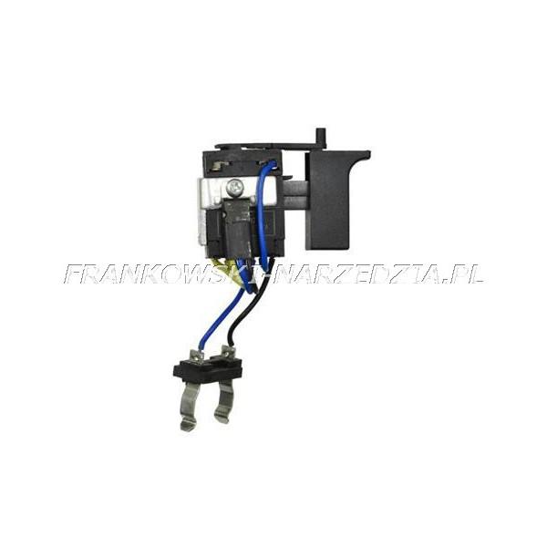 Wyłącznik wkrętarki akumulatorowej 7,2-24V - 12A, FA099A-12/1, klawisz 14,5x37