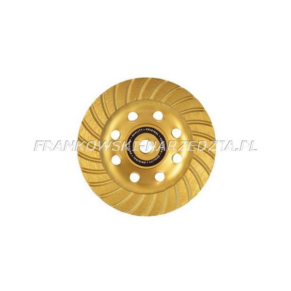 Tarcz diamentowa 125mm do slifowania, 125mm M14, segment turbo