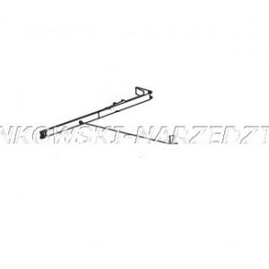 PRZESUWKA HSW 125 CIĘGNO WYŁĄCZNIKA (NOWY TYP), ( długość 125mm, wysokość dźwigni 19,5mm) , indeks- 17421518
