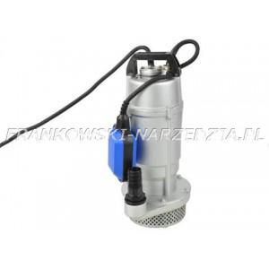 """Pompa do wody QDX1,5-163-0,37 żeliwna z pływakiem, wyjście 1"""", 6000 l/h, 370W"""