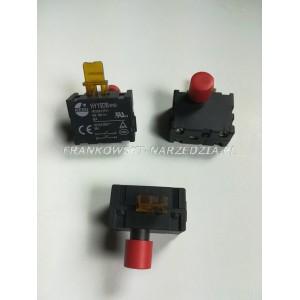 Wyłącznik HY15DB, HY15B 12A/250V bez klawisza 3,5X10mm, polerka OP13-180 TV/DV, szlifierka, B1-0136/01, C-017