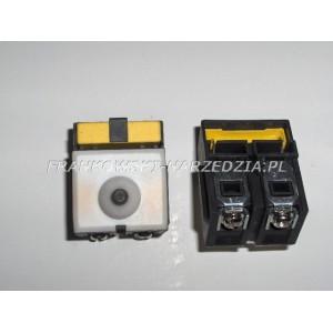 Wyłącznik Szlifieki Kostka FA6-8/2D, 8A 250v, wymiary 29x36mm