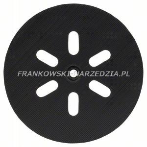 TALERZ SZLIF. D-150mm rzep+odsys, 6-otw- Szlifierka oscylacyjna Bosch medium ( średni) GEX 150, PEX 15, indeks: 2608601052