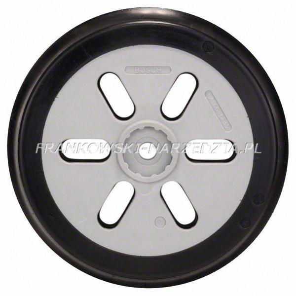 TALERZ SZLIF. D-150mm rzep+odsys, 6-otw- Szlifierka oscylacyjna Bosch soft ( miekki) GEX 150, PEX 15, indeks: 2608601051