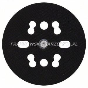 TALERZ SZLIF. D-150mm rzep+odsys, 8-otw- Szlifierka oscylacyjna Bosch GEX 150 ACE, indeks: 3608601006