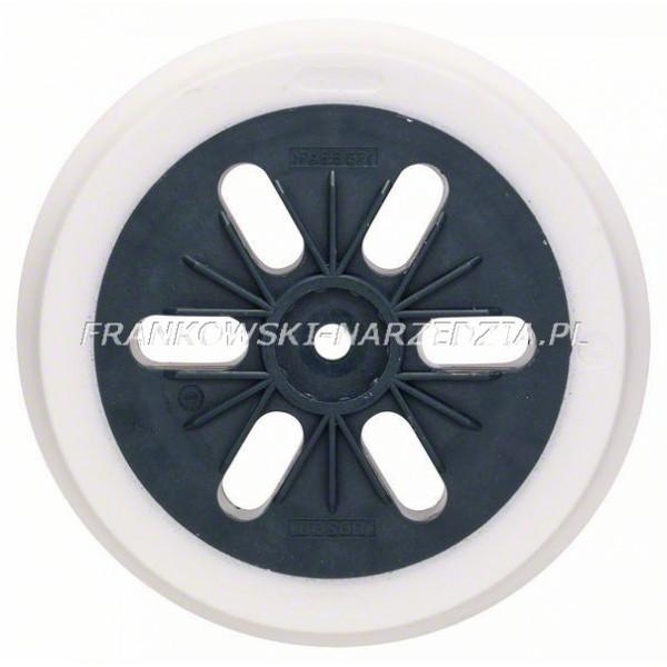 TALERZ SZLIF. D-150mm rzep+odsys, 6-otw- Szlifierka oscylacyjna Bosch Hard ( twardy ) GEX 150 AC, indeks: 2608601116