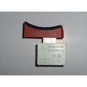Wyłącznik młotka DWT BH-750, FA2-10/2W, klawisz 14x49mm, C-006, B5-0032/01