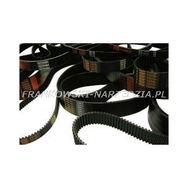 Pasek napędowy 5M-300-10, HTD 300-5M-10 lub 300 RPP5, Szer.-10mm, L-300mm Z-60,