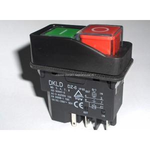 Wyłącznik zanikonapięciowy 5-stykow, DKLD DZ-6, za KJD17