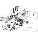 Korpus silnika DBSMm 75 C - zespół, indeks: C-45710