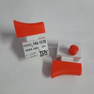 Wyłącznik FA5-10/2D, 10A wymiary klawisza 12x39,5mm,