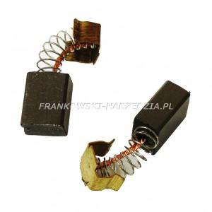 Szczotki węglowe 6x9x12 sprężynka zaczep 1xfrez (1kpl)